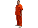 Picture of DOC Orange Scrub Top