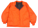 Picture of Inmate Coat Orange Twill