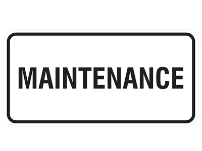 Picture of Maintenance