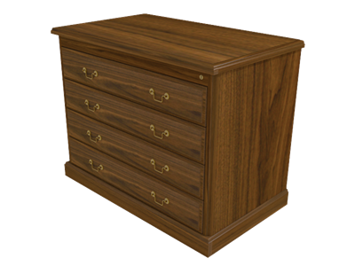 Picture of Heritage Lateral File Cabinets