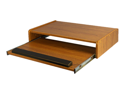 Picture of CLEARANCE: AC Desktop Keyboard Drawer Cherry