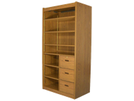 Picture of Open Front Wardrobe