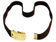 Picture of Belts with Buckles and Tips