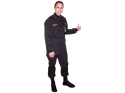 Picture of CLEARANCE: Inst BDU Pants Navy Twill 2X