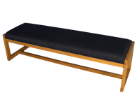 Picture of Upholstered Seat Bench