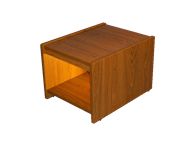 Picture of Crescent End Table