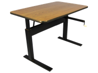 Picture of Adjustable Height Table