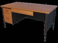 Picture of Teacher Desk