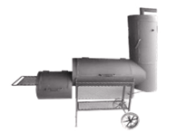 Picture of Vertical Smoker