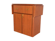 Picture of Heritage Hospitality Cart (Drop Leaf)
