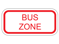 Picture of Bus Zone