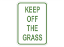 Picture of Keep Off The Grass