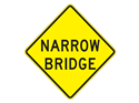 Picture of Narrow Bridge-Text