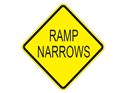 Picture of Ramp Narrows-Text
