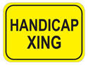 Picture of Handicap Xing-Text
