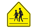 Picture of School Crossing Picture