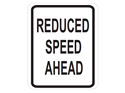 Picture of Reduced Speed Ahead