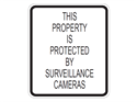 Picture of This Property Is Protected By Surveillance Cameras