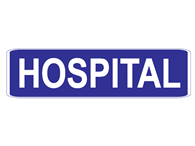 Picture of Hospital-Text