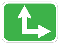Picture of Up And Right Arrow