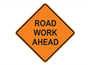 Picture of Road Work Ahead