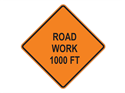 Picture of Road Work 1000 FT