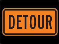 Picture of Detour-Text