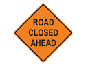 Picture of Road Closed Ahead