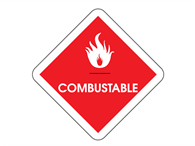 Picture of Combustible