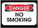 Picture of Danger No Smoking