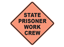 Picture of State Prisoner Work Crew Text
