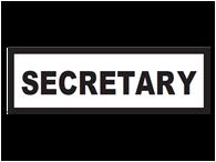 Picture of Secretary