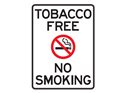 Picture of Tobacco Free No Smoking w/Picture