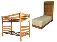 Picture for category Beds and Bunks