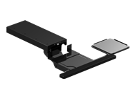 Picture of Articulating Keyboard Tray w/Pad