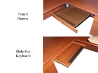 Picture of Eclipse Center Drawer Conversion