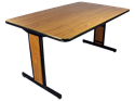 Picture of Double Pedestal Table