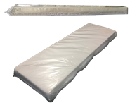 """Picture of 5"""" Clear Poly Mattress"""