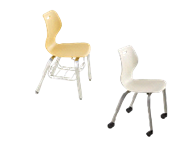 Picture of Wave Four Leg Chair