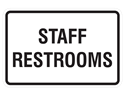 Picture of Staff Restrooms
