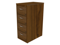 Picture of Miller Filing Cabinet