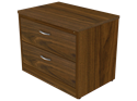 Picture of Miller Lateral File Cabinet