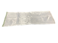 Picture of Clear Vinyl Jail Mattress Cover