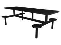 Picture of Handicap Mess Hall Table