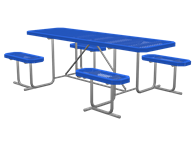 Picture of Boardwalk ADA Rectangle Picnic Table