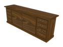 Picture of Heritage President's Credenza