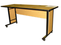 """Picture of CLEARANCE: 24"""" X 72"""" Table Assy Prototype"""