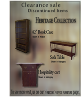 Picture for category Clearance Items