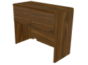 Picture of Eclipse Space Saver Workstation Hutch